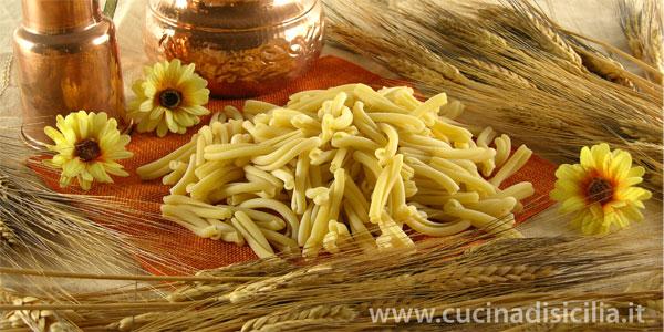 caserecce alla norma - Cucina di Sicilia