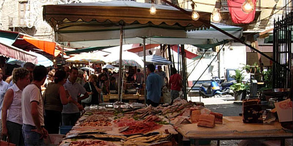 Vucciria - Palermo