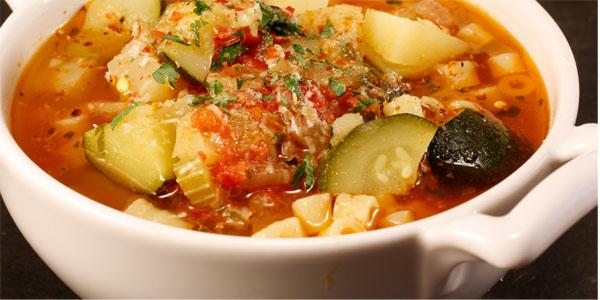 minestra - Cucina di Sicilia
