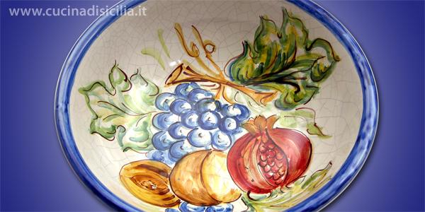 ceramica 01 - Cucina di Sicilia