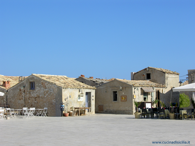 Marzamemi - Cucina di Sicilia