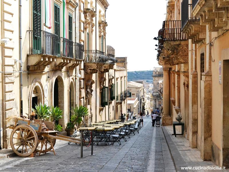 Noto - Cucina di Sicilia